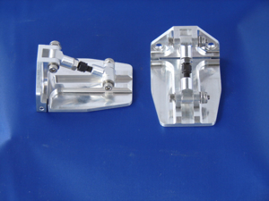Picture of Billet trim tabs