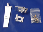"""Picture of 1 5/8"""" Dual Pickup Tapered Rudder Kit"""