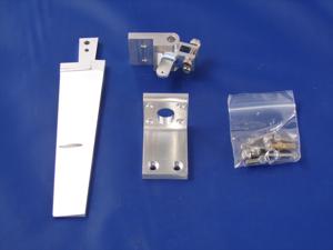 "Picture of 2 1/4"" Single Pickup Rudder Kit"
