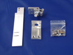 """Picture of 2 1/4"""" Dual Pickup Straight Rudder Kit"""