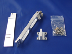 """Picture of 6"""" Dual Pickup Straight Rudder Kit"""
