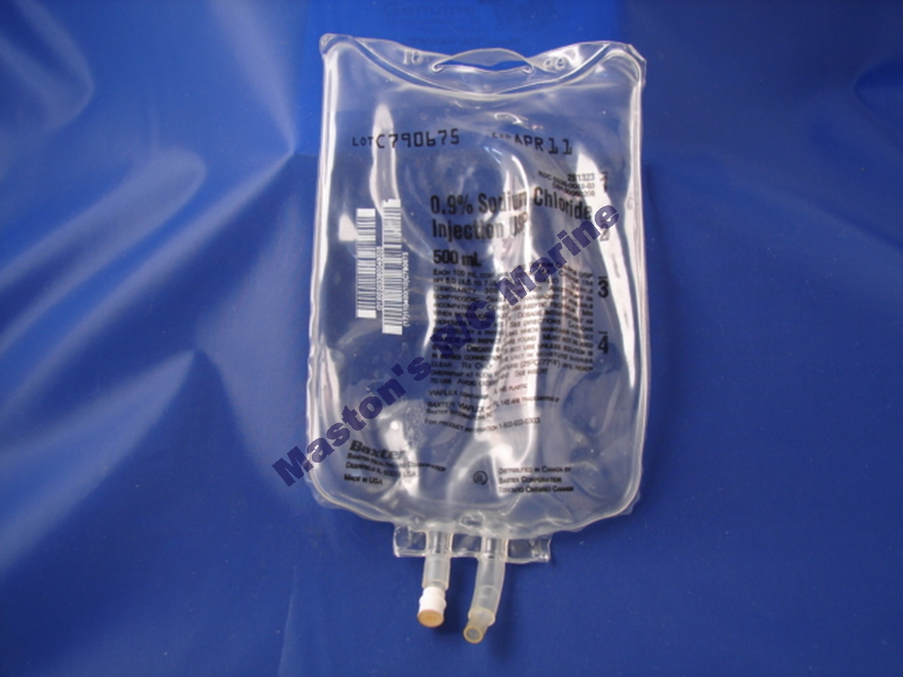 Picture of 500ML Gas Bag