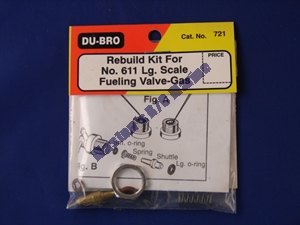 Picture of Rebuild Kit For  Large Scale Kwik-fill Valve