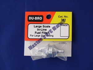 Picture of Large Scale Inline Fuel Filter