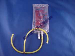 Picture of 250ML Gas Bag Setup