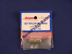 "Picture of 1/4"" Led Teflon Bearing"