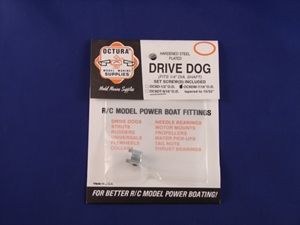 """Picture of 1/4"""" Drive Dog"""