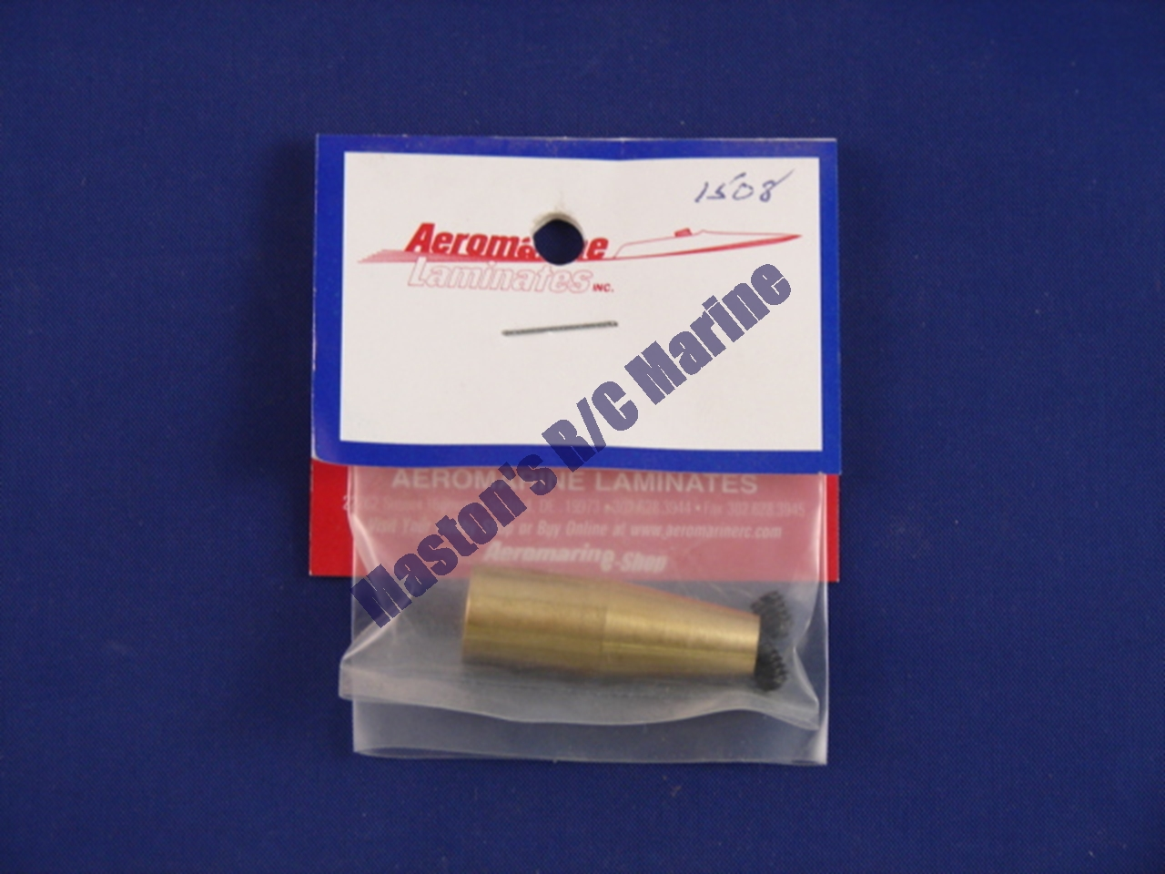 "Picture of 1/4"" Solder Ferrule"