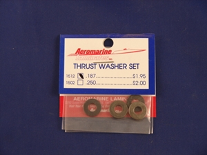 "Picture of 3/16"" Thrust Washer Kit"