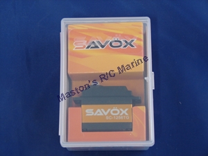 Picture of 1256TG Savox Servo