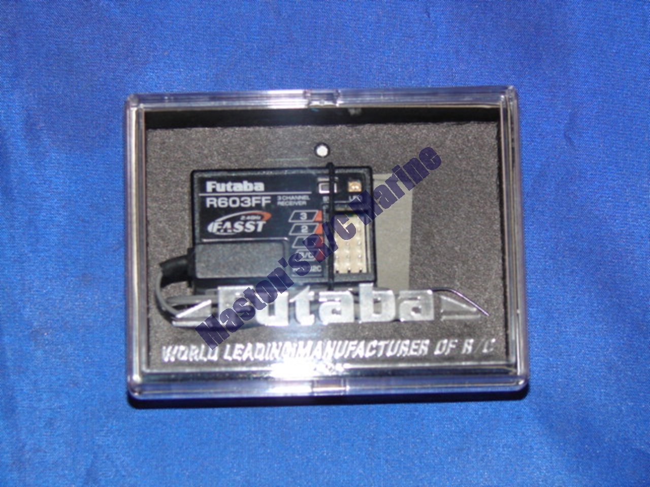 Picture of Futaba 2.4ghz Receiver