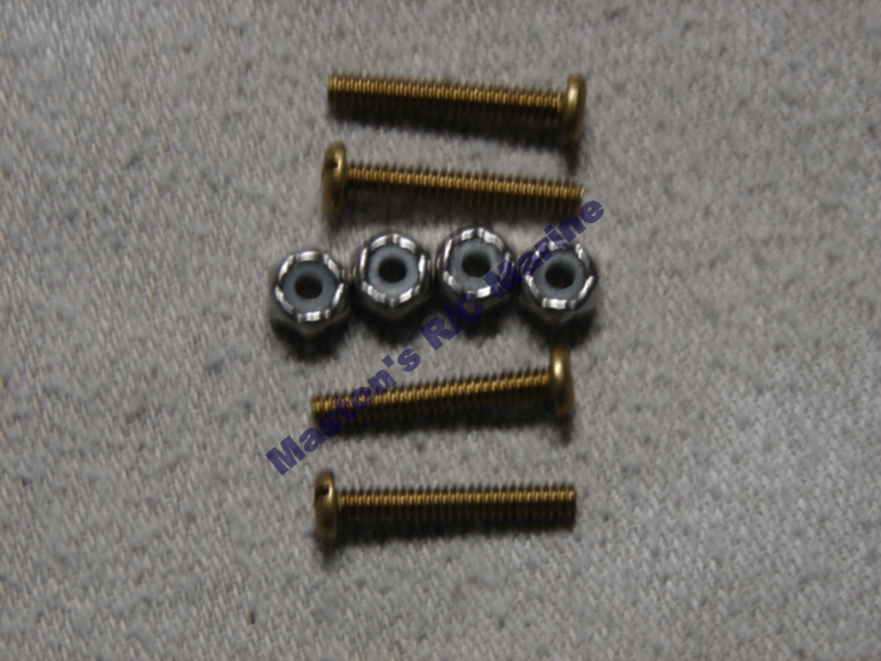 Picture of Rudder shear bolts