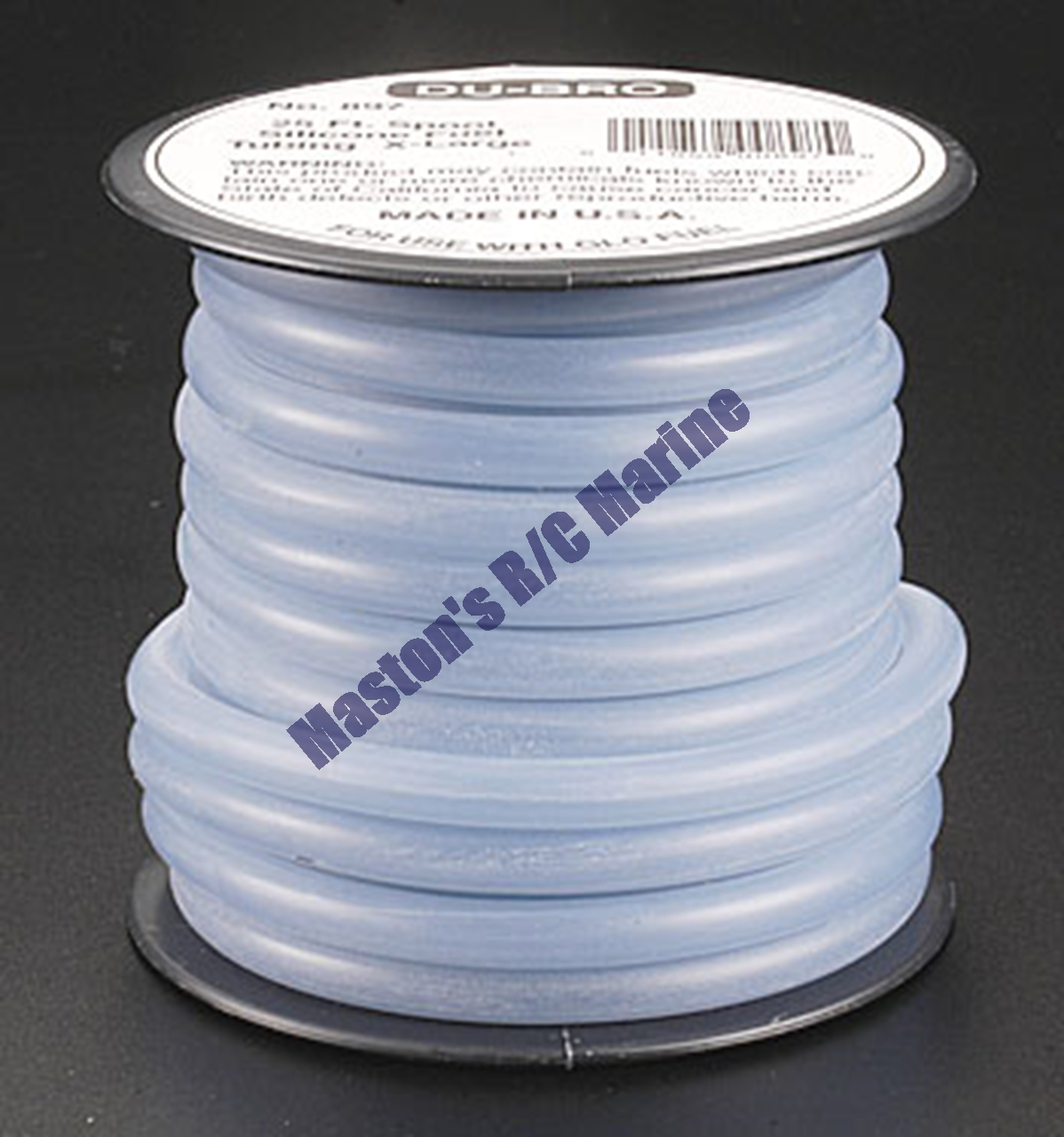 Picture of Extra  Large Silicon Tubing (roll)