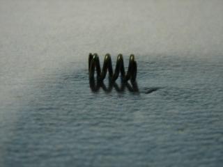 Picture of Carburetor Low Speed Needle Spring