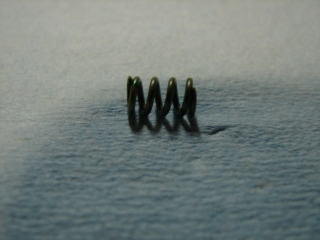 Picture of Carburetor High Speed Needle Spring