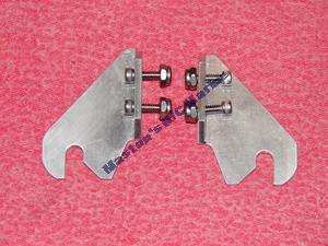 Picture of Front Motor Mount Plates (SIKK)