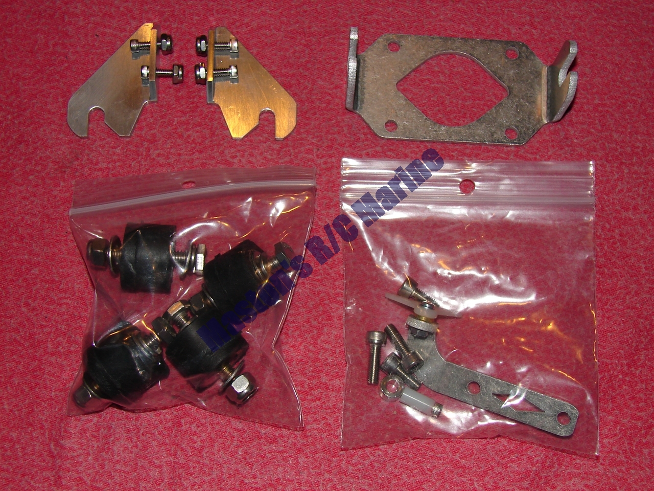 Picture of SIKK Motor Mount Kit (std)