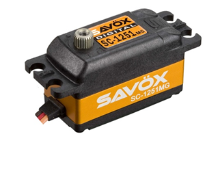 Picture of SC1251MG Savox Servo