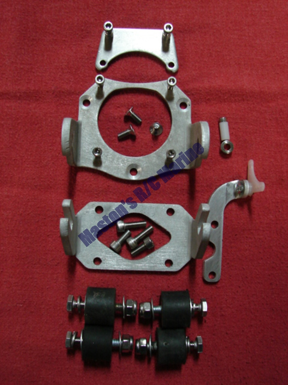 Picture of  Motor Mount Kit (dropped}