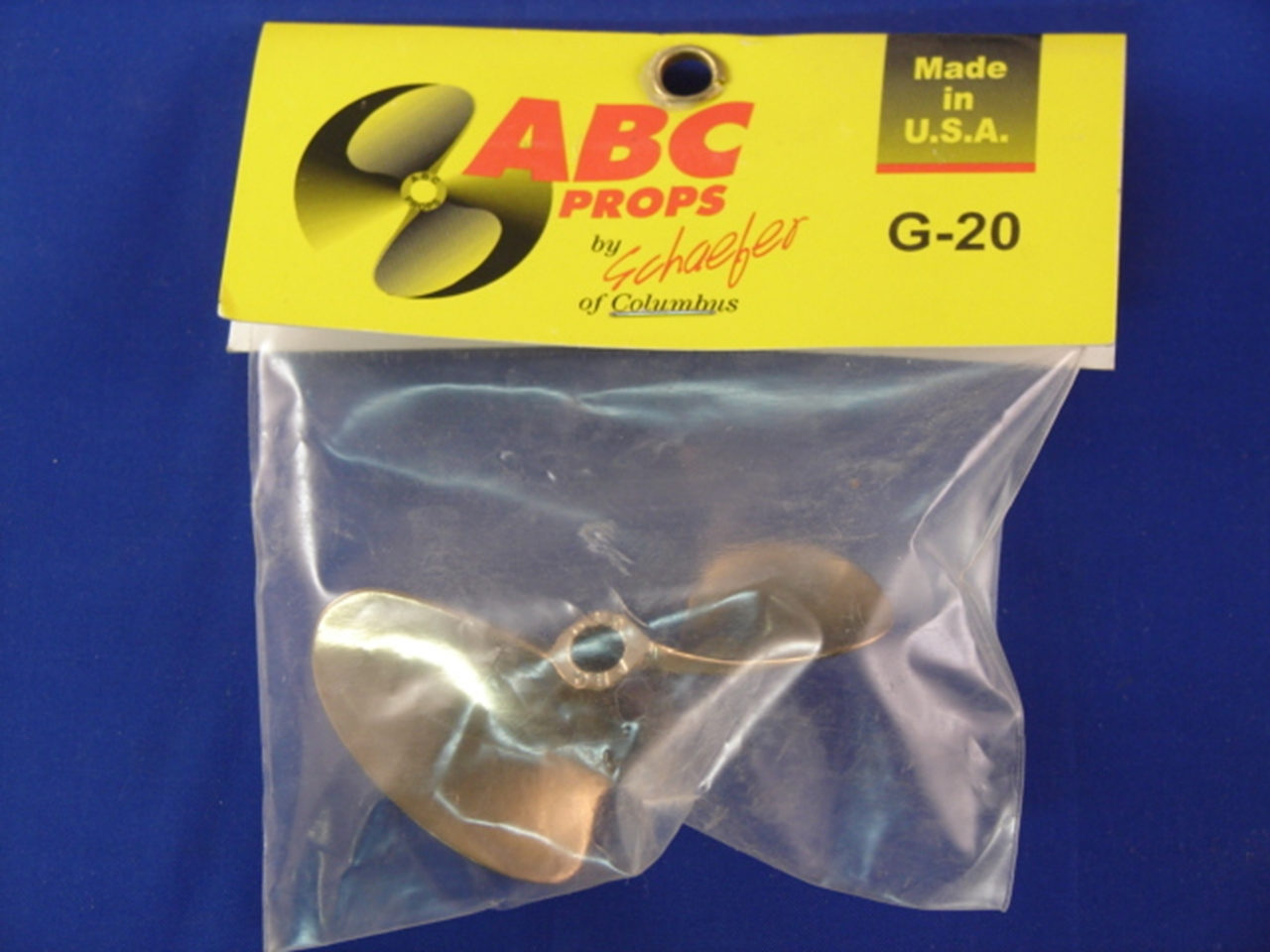 Picture of G20 2 Blade Propeller