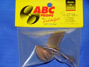 Picture of  2716 3 Blade Propeller