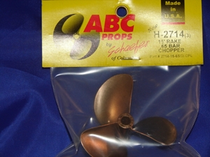 Picture of  2714 3 Blade Propeller