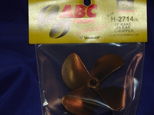 Picture of  2714 4 Blade Propeller