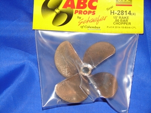 Picture of  2814 4 Blade Propeller