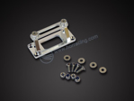 Picture of Aluminum servo mount for mini size servo