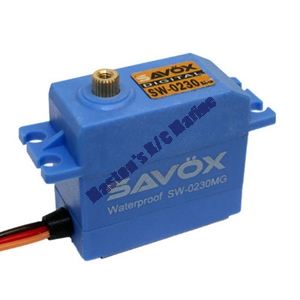 Picture of SW0230MG WATERPROOF STANDARD DIGITAL SERVO