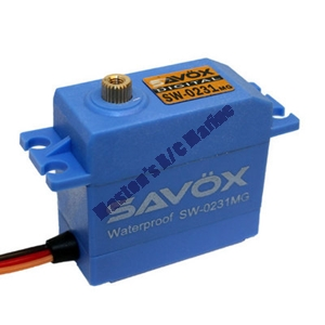Picture of SW0231MG WATERPROOF STANDARD DIGITAL SERVO