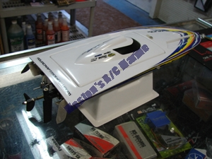 Picture of AquaCraft Minimono Brushless 2.4GHz RTR