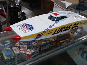 Picture of AquaCraft Lucas Oil FE Brushless 2.4GHz RTR