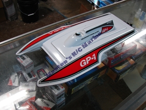 Picture of AquaCraft GP-1 Mini 3S Ultra Hydroplane 2.4GHz RTR