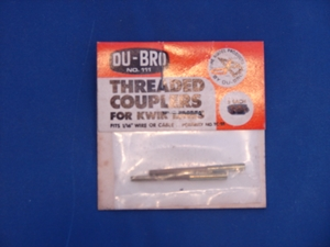 Picture of Threaded coupler