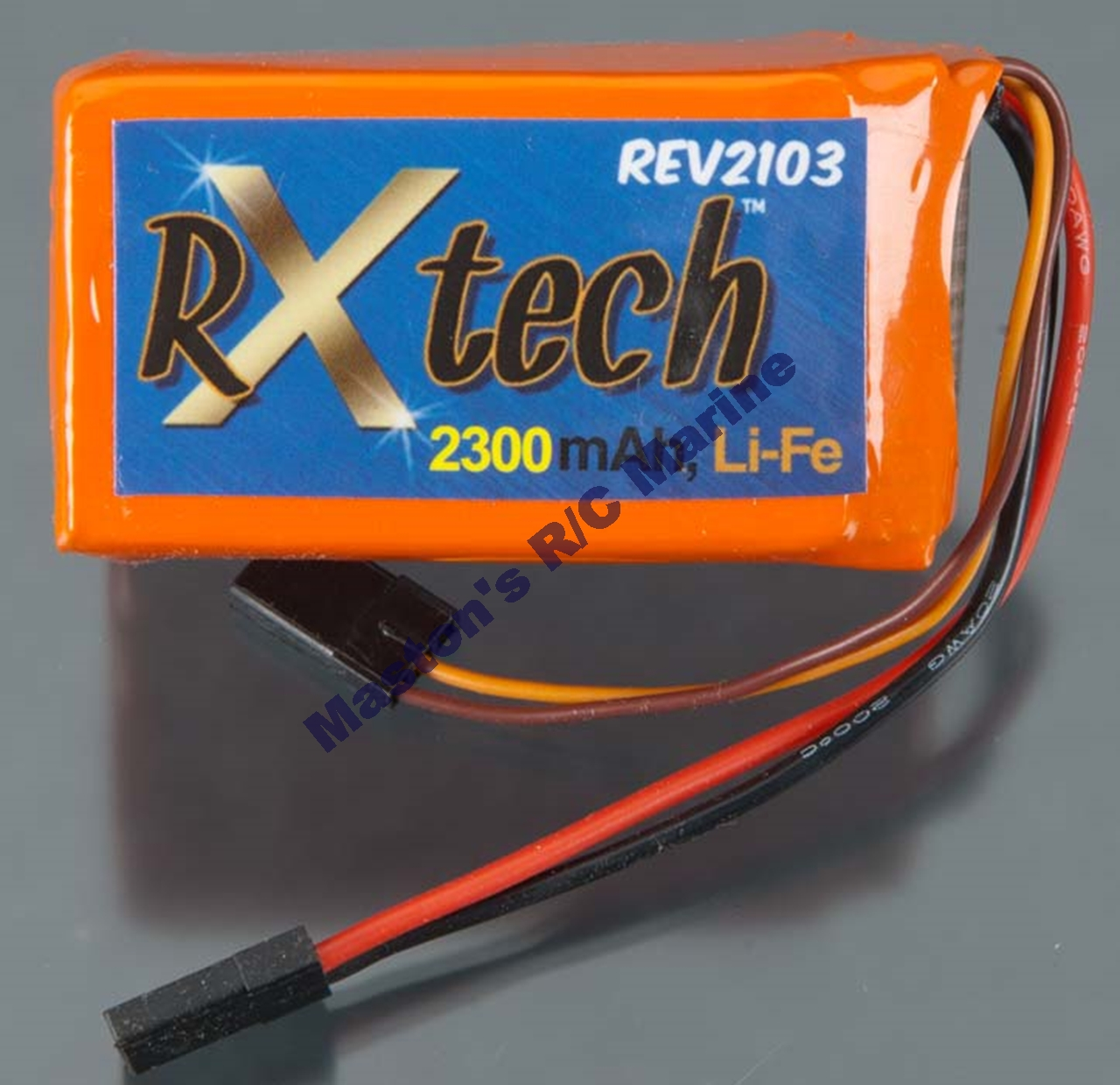 Picture of Trinity LiFe 2S 6.6V 2300mAh Receiver Pack