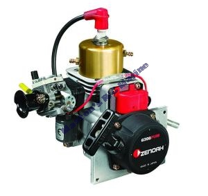 Picture of Zenoah 300 pum engine - wt257