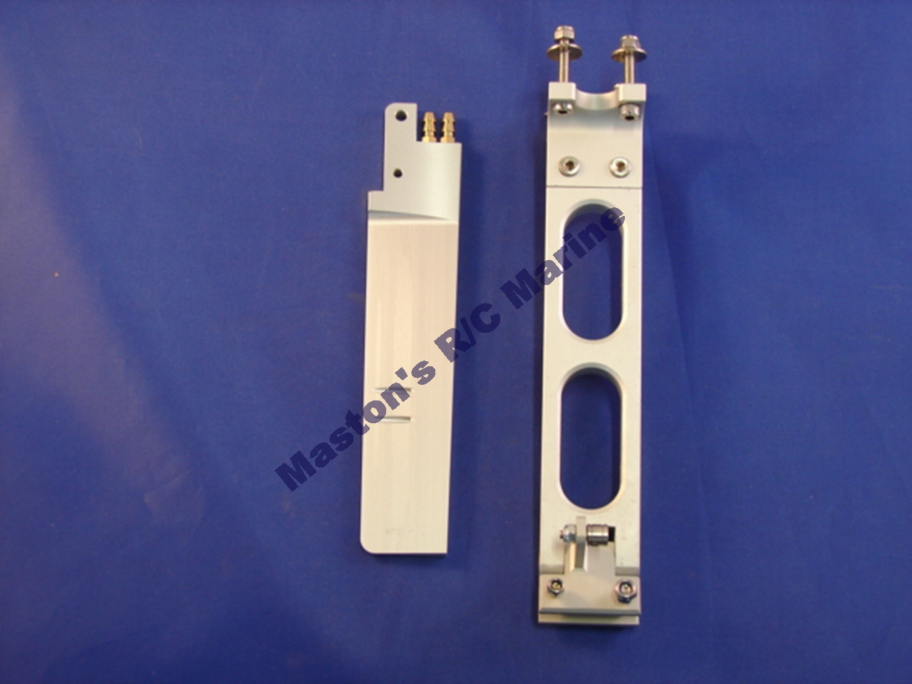 Picture of Dual pickup rudder kit