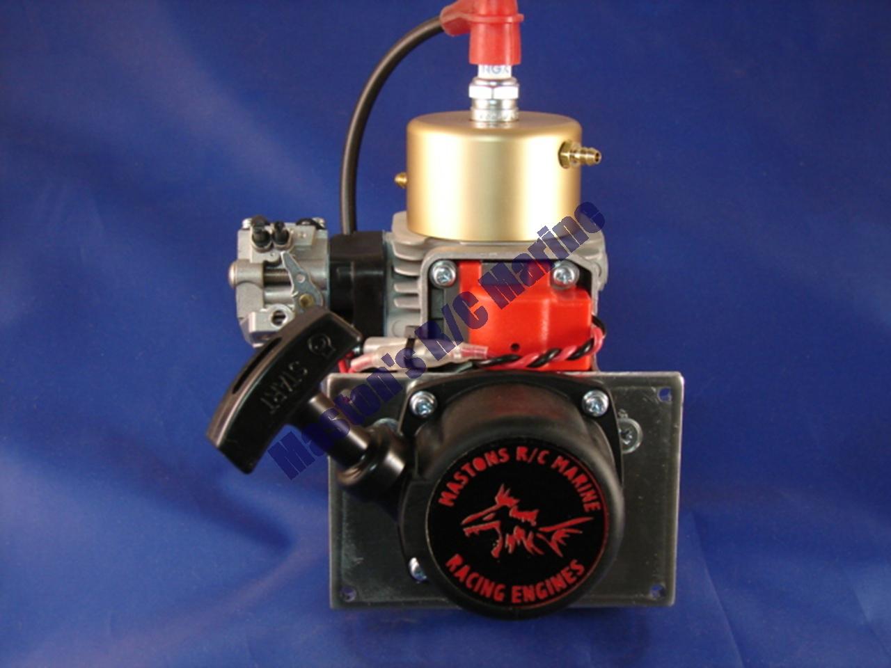 Picture of  Full Mod Zenoah 300 PUM