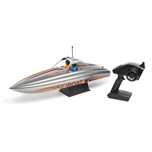 """Picture of 23"""" River Jet Boat: RTR"""