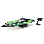 """Picture of 36"""" Sonicwake,Blk, Self-Right Deep-V Brushless RTR"""