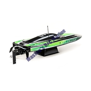 "Picture of 36"" Sonicwake,Blk, Self-Right Deep-V Brushless RTR"