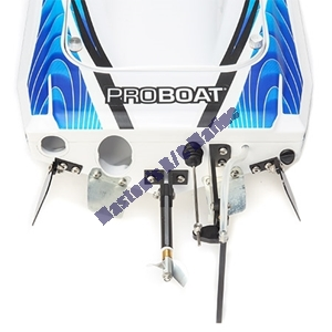 """Picture of 36"""" Sonicwake,Wht,Self-Right Deep-V Brushless RTR"""