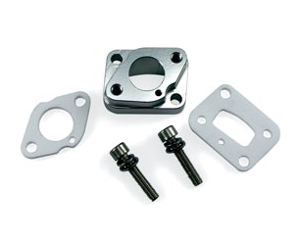 Picture of Aluminum isolator block - manifold
