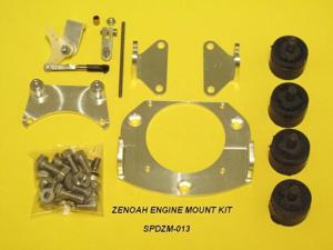 Picture of Zenoah Motor Mount Kit