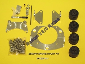 Picture of Zenoah Motor Mount Kit