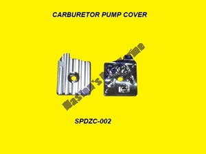 Picture of Billet Carb Pump Cover