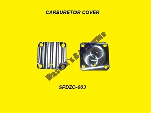 Picture of Billet Carb Cover