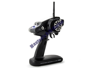 Picture of 4PLS 4-Channel 2.4GHz T-FHSS Radio System w/ R304SB Receiver