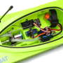 "Picture of 17"" Power Boat Racer Deep-V RTR, Miss GEICO"